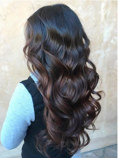 Prom Curls!! In Love! | Its All Hair In 2019 | Curly Prom Hair In Wavy Prom Hairstyles (View 25 of 25)
