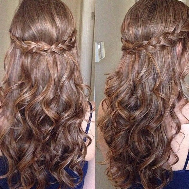 Prom Hairstyles For 2017 | 100+ Cute And Perfect Prom Hairstyles For Cute Long Hairstyles For Prom (View 14 of 25)