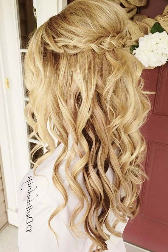 Prom Hairstyles For Blonde Hair Up Dos With Regard To Long Hairstyles Dos (View 6 of 25)