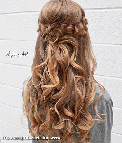 Prom Hairstyles For Long Hair » Hairstyle Samples Within Prom Long Hairstyles (View 18 of 25)