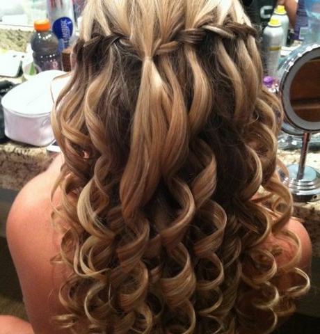 Prom Hairstyles For Long Hair   Hairstylo Throughout Cascading Waves Prom Hairstyles For Long Hair (View 14 of 25)