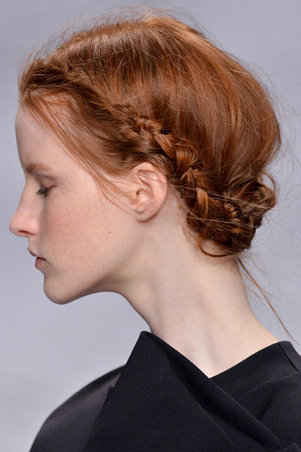 Prom Hairstyles For Thin Hair | Stylecaster For Tousled Prom Updos For Long Hair (View 24 of 25)