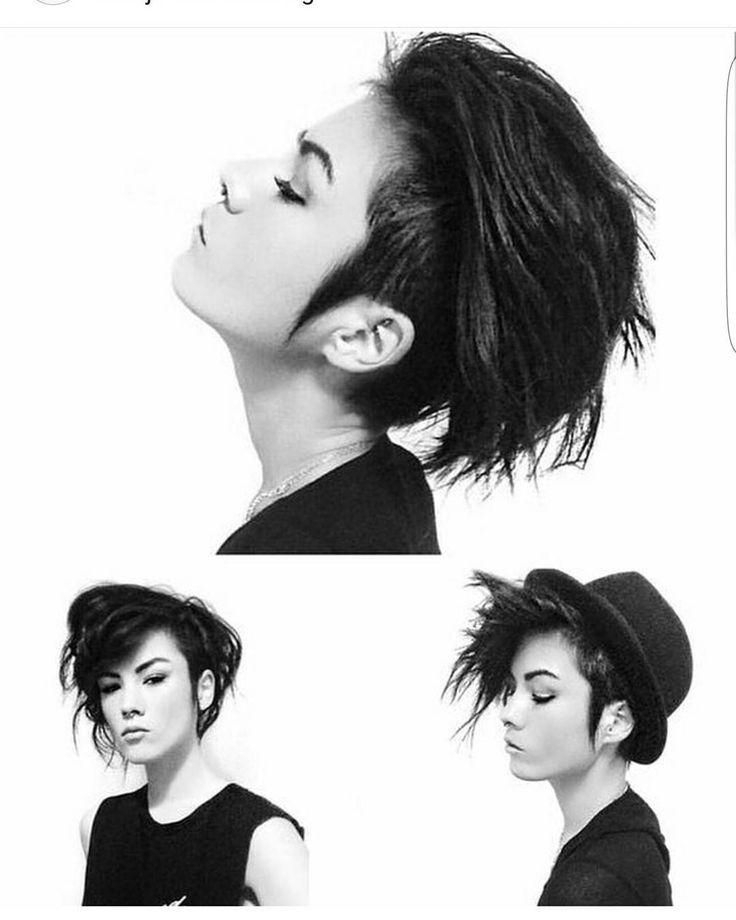 Queer Hair Style With Regard To Long Queer Hairstyles (Gallery 3 of 25)