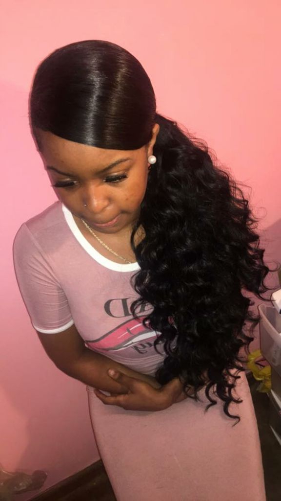 Quick And Easy Hairstyles For Black Girl Lovely Various Hairstyles With Regard To Long Hairstyles For Black Ladies (Gallery 21 of 25)