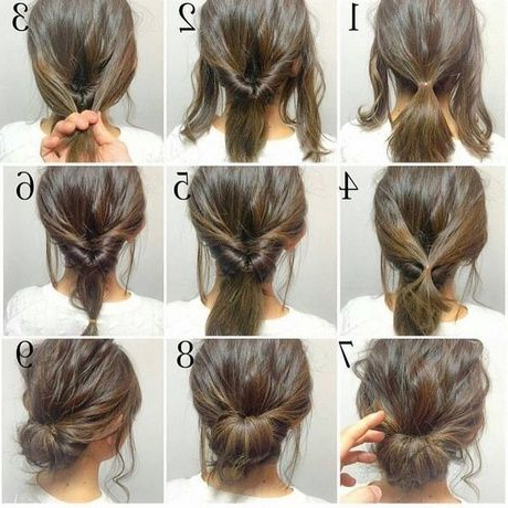 Quick And Easy Updos For Long Thick Hair | Hairstyles | Hair Styles For Casual Updos For Long Thick Hair (View 3 of 25)