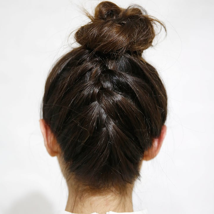 Quick Hairstyles For Work | Popsugar Beauty Australia With Quick Long Hairstyles For Work (Gallery 20 of 25)