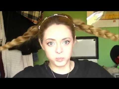 Quick Harajuku Kawaii Hairstyles – Youtube Within Long Kawaii Hairstyles (View 24 of 25)