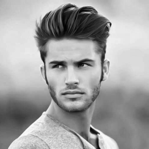 Quiff Haircut For Men – 40 Manly Voluminous Hairstyles Within Hairstyles Quiff Long Hair (View 9 of 25)
