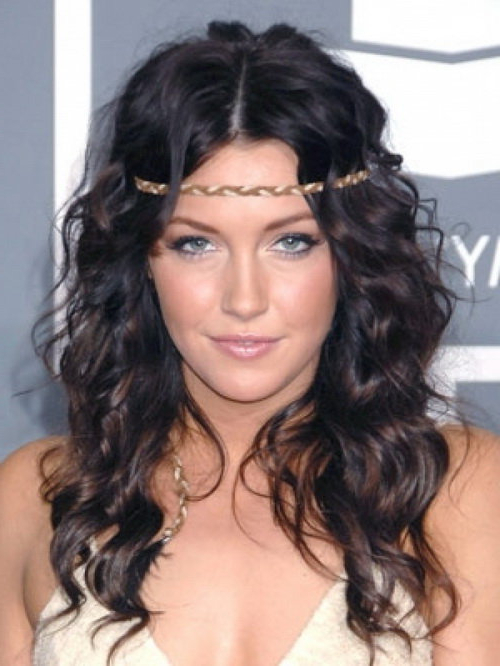 Quinceanera Hairstyles For Curly Hair – Quinceanera Throughout Long Curly Quinceanera Hairstyles (View 15 of 25)