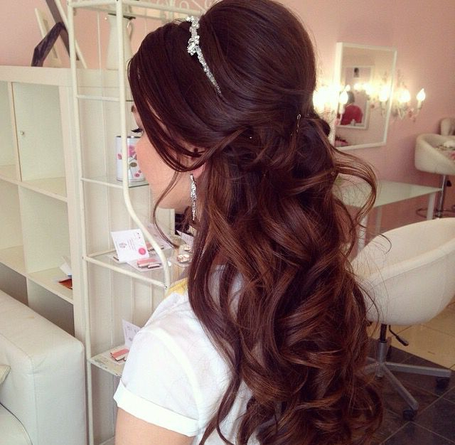 Quinceanera Hairstyles For Long Hair (79+ Images In Collection) Page 1 Regarding Long Hair Quinceanera Hairstyles (View 13 of 25)