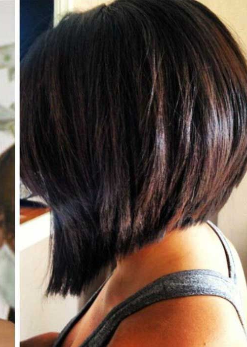 Featured Photo of Long Inverted Bob Back View Hairstyles