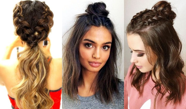 Recreate These Zillion Cute Hairstyles For Girls With Every Length Pertaining To Long Bob Quick Hairstyles (View 22 of 25)