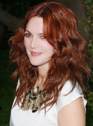 Redheads, The Best Haircut For Your Shape Face Regarding Long Hairstyles Redheads (View 2 of 25)