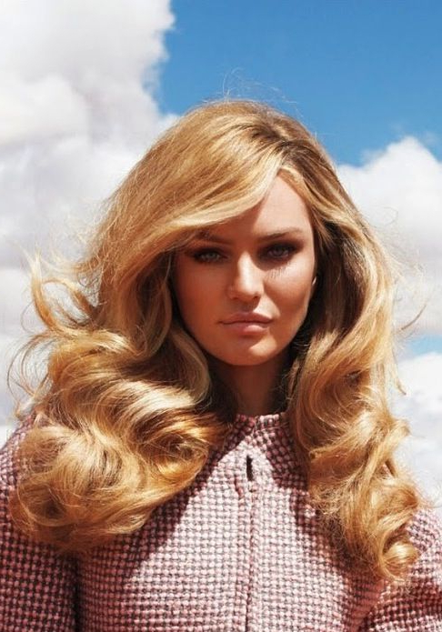 Reminds Me Of 50's 60's Long Hair | Hair (Inspiration) | Hair Styles Inside Sixties Long Hairstyles (View 5 of 25)