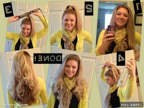 Sassy Waves For Long Hair – Cute Diy Projects Inside Sassy Long Hairstyles (View 12 of 25)