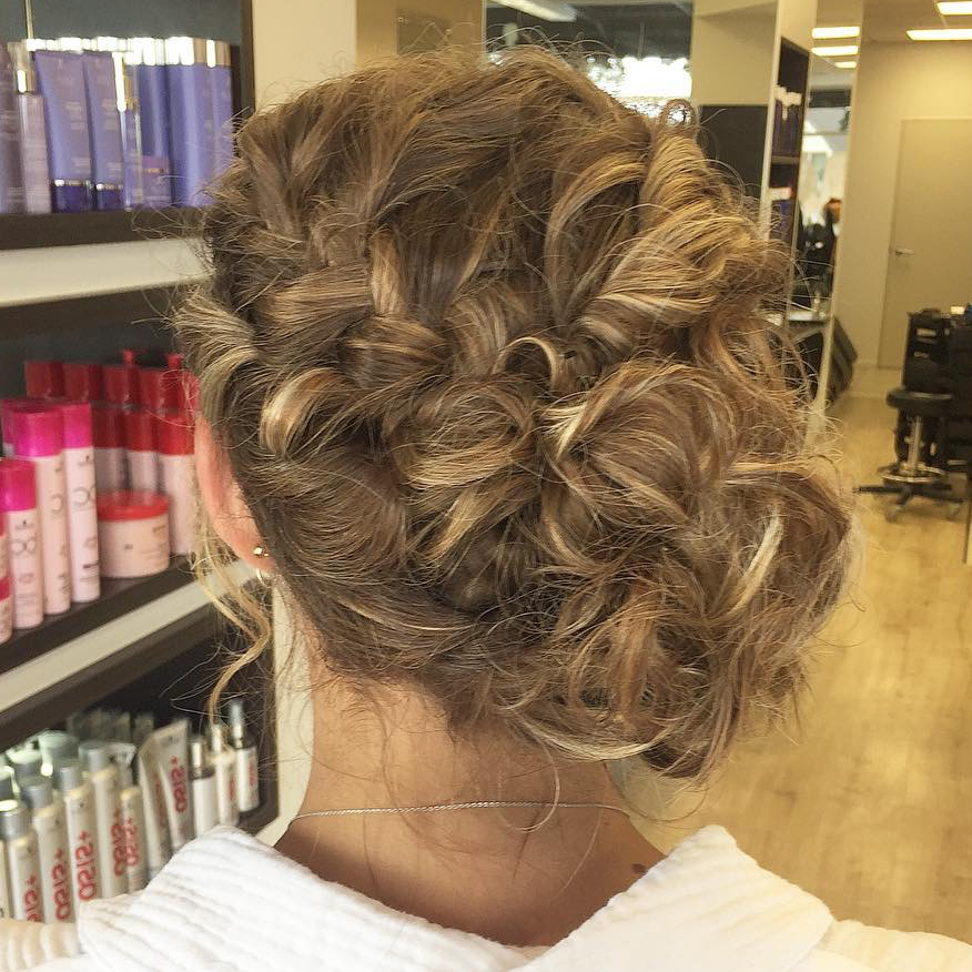 School Ball Hair Style – Hair Up – Hair Scene – Hair & Beauty Throughout Long Hairstyles For Balls (View 7 of 25)