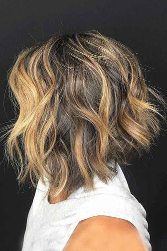 Several Ways Of Pulling Off An Inverted Bob   Lovehairstyles Regarding Long Tapered Bob Haircuts (View 25 of 25)
