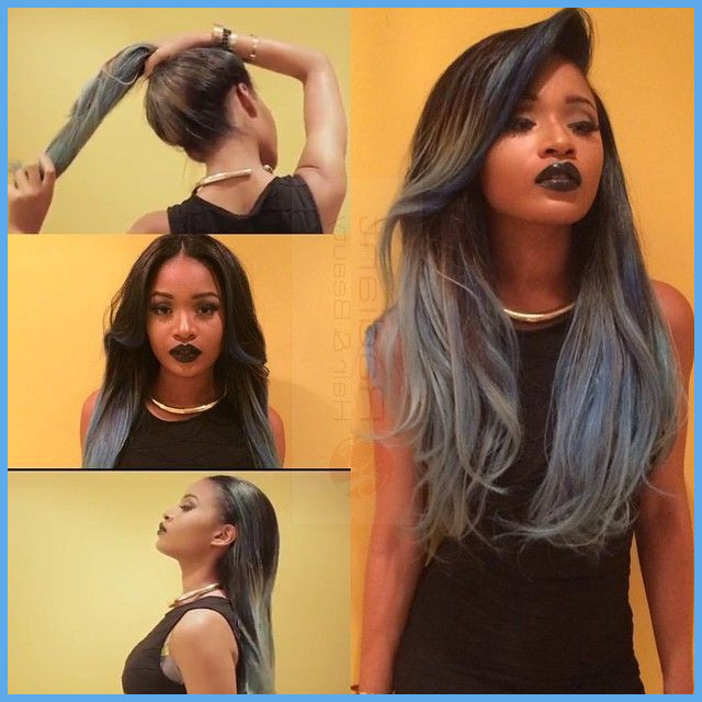 Sew In Black Hairstyles 53491 40 Chicest Sew In Hairstyles For Black Intended For Long Hairstyles Sew In (View 19 of 25)