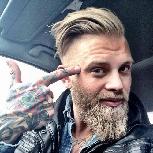 Shaved Sides Hairstyles For Men 2019 | Men's Haircuts + Hairstyles 2019 Intended For Hairstyles For Long Hair Shaved Side (View 15 of 25)
