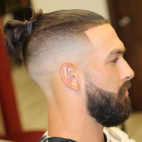 Shaved Sides Hairstyles For Men 2019 | Men's Haircuts + Hairstyles 2019 Intended For Long Hairstyles Shaved Side (View 22 of 25)