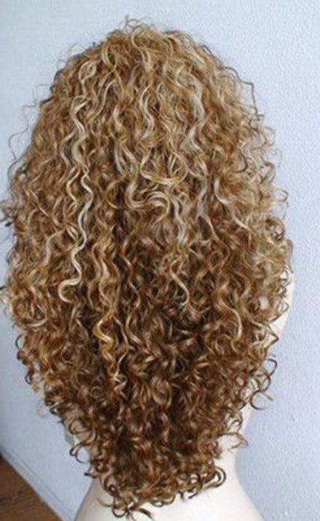 Short And Long Layered Curly Hairstyles Intended For Long Curly Layers Hairstyles (View 13 of 25)