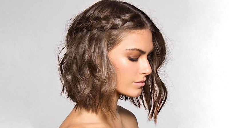 Short Back Long Front Hairstyles   Hairstyles Within Short In Back Long In Front Hairstyles (View 22 of 25)