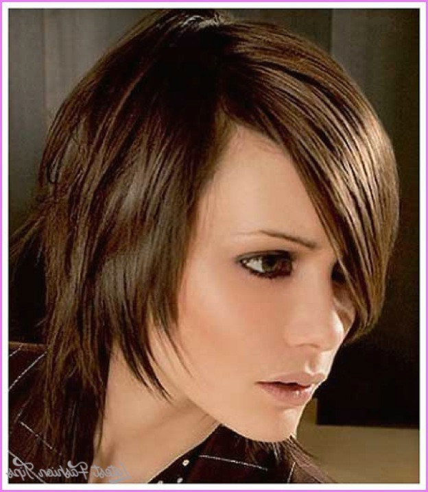 Short Hair Long In Back Best Short Hair Styles For Short In The With Long Front Short Back Hairstyles (View 22 of 25)