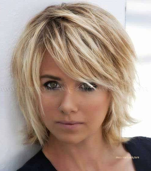 Short Hairstyles For Round Faces Over 50 129281 Best Short Throughout Long Hairstyles For Round Faces Over (View 24 of 25)