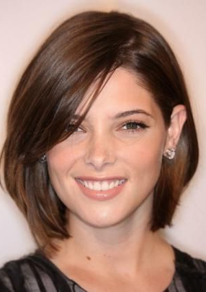Short Hairstyles For Thin Face | Short Haircuts For Oval Faces And Inside Hairstyles For Thin Faces With Long Hair (View 10 of 25)