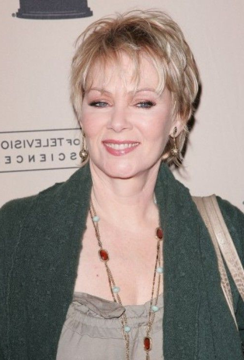 Short Hairstyles For Women Over 60 Years Old With Fine Hair With Regard To Long Hairstyles Over (View 19 of 25)
