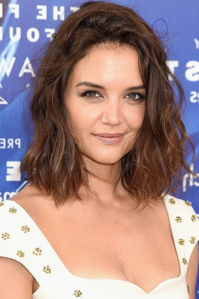Short Hairstyles: The Best Short Haircuts Of 2019 | Glamour Uk Inside Long Hairstyles Brown (View 21 of 25)