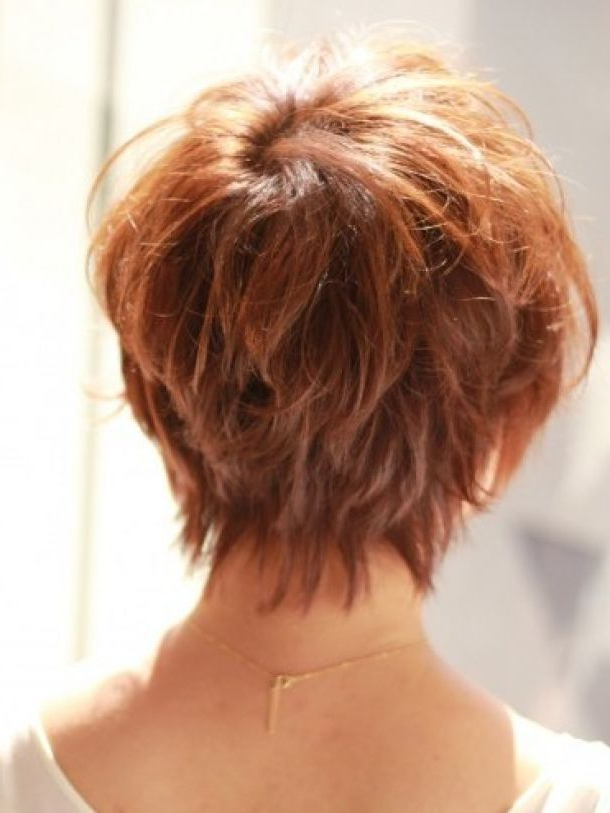 Short In Front Long In Back Hair – Ladies Hairstyle Picture Gallery Throughout Long Front Short Back Hairstyles (View 14 of 25)