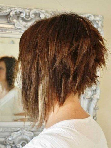 Short In The Back Long In The Front Hairstyles. In This Article We within Short In Back Long In Front Hairstyles
