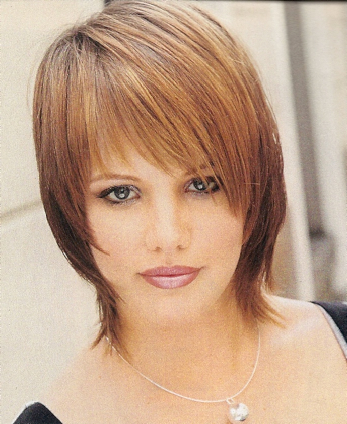 Short Shaggy Hairstyles For Fine Hair — Classic Style : Attractive In Long Shaggy Hairstyles For Fine Hair (View 20 of 25)