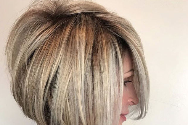 Shoulder Length Haircuts To Show Your Hairstylist Now Regarding Classy Layers For U Shaped Haircuts (View 21 of 25)