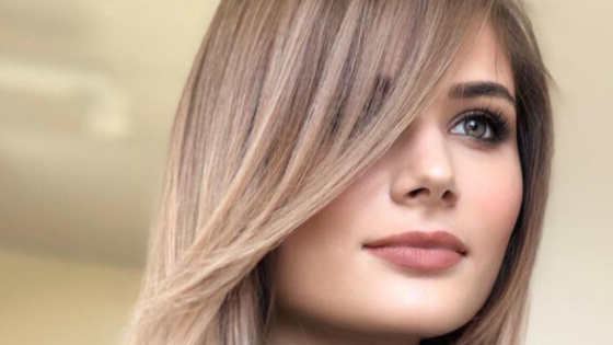 Side Bangs With Long Hair – 40 Examples For A New Haircut – Belletag Inside Long Haircuts Side Bangs (View 9 of 25)