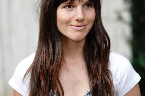 Side Swept Bangs: 46 Ideas That Are Hot In 2019 Regarding Long Haircuts With Swoop Bangs (View 22 of 25)