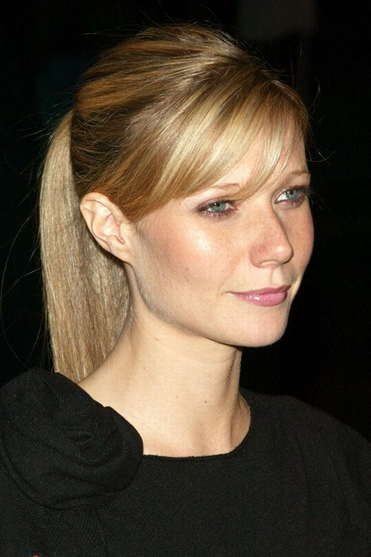 Side Swept Bangs For A Round Face Shape – Hair World Magazine For Long Hairstyles With Side Bangs For Round Faces (View 9 of 25)
