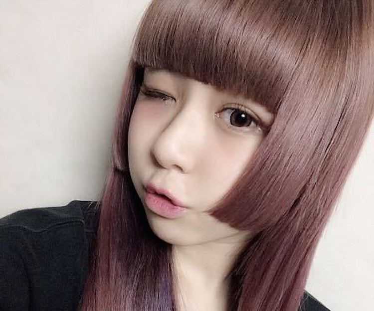 Some Things You Didn't Know About The Japanese Hime Haircut | Japan Info Inside Japanese Long Haircuts (View 20 of 25)