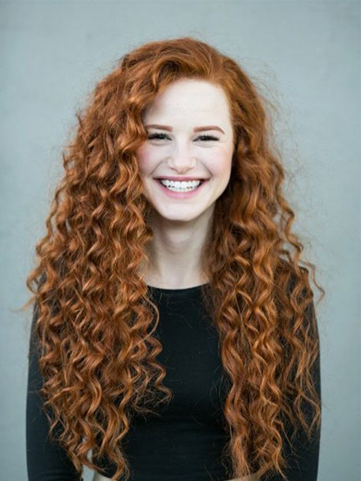 Spiral Perm Vs Regular Perm: Spiral Perm Hairstyles And Tips Pertaining To Long Permed Hairstyles With Bangs (View 25 of 25)