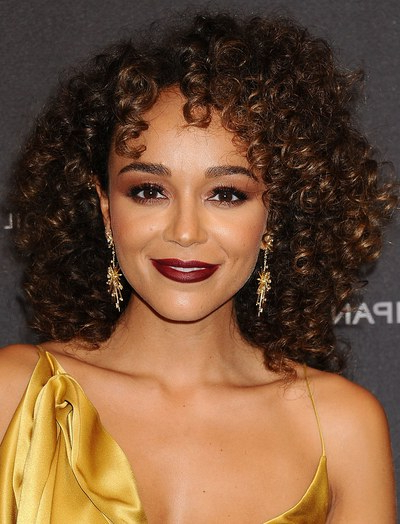 Spring Hairstyles 2018: Spring Haircut And Color Ideas For Short Throughout Long Layered Half Curled Hairstyles (View 18 of 25)