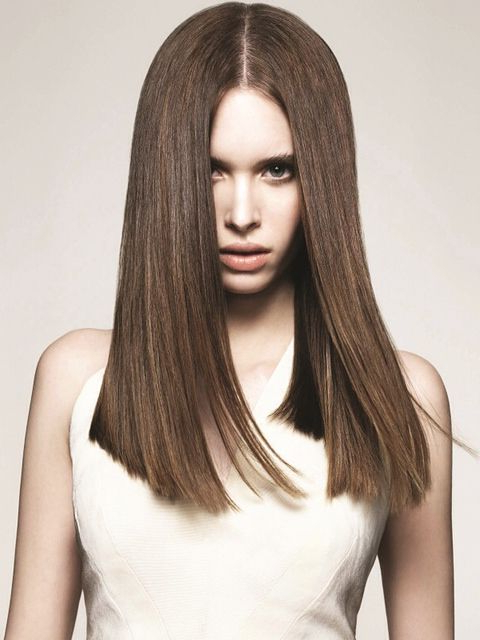 Featured Photo of Long Hairstyles One Length