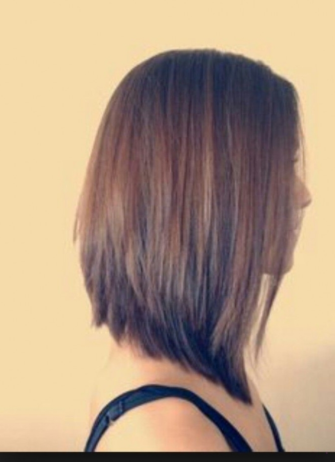 Stacked Bob Hairstyles Back View | Stacked Angled Bob (View 10 of 25)