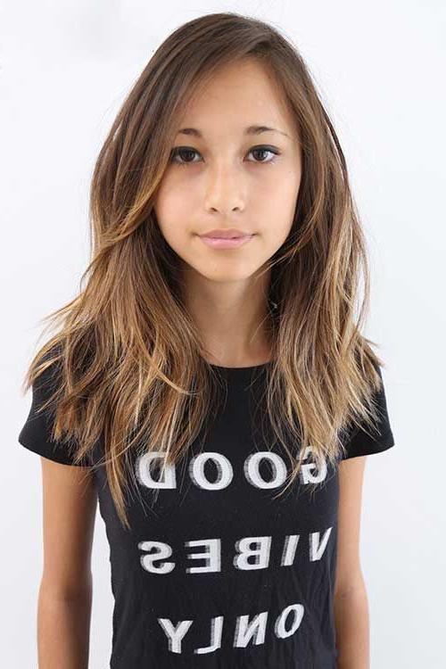 Straight Razor Cut Long Hair   Hair Color   Long Hair Styles, Hair Intended For Long Razor Haircuts (View 4 of 25)
