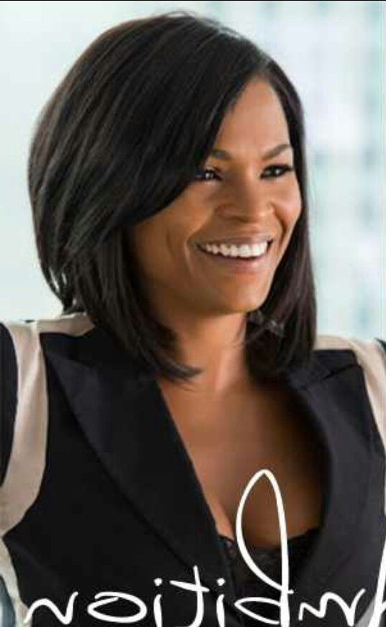 Strongly Considering The Bob Life Again. #nialong   Glamorous (View 21 of 25)
