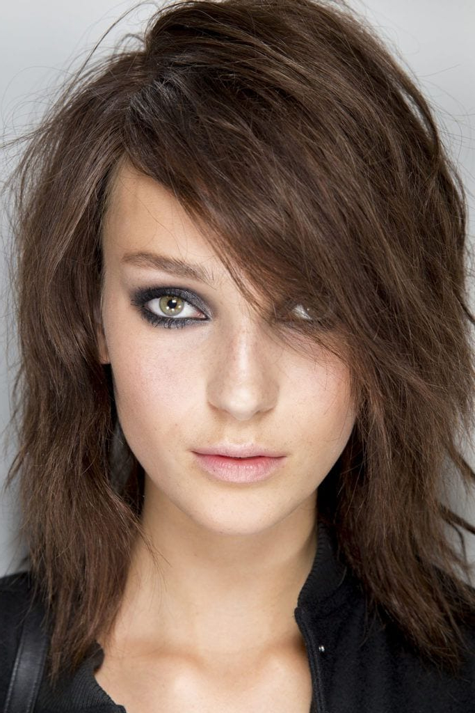 Styling Ideas For Long Layered Hair: 7 Looks To Try | All Things Hair Uk Within Bedhead Layers For Long Hairstyles (View 10 of 25)