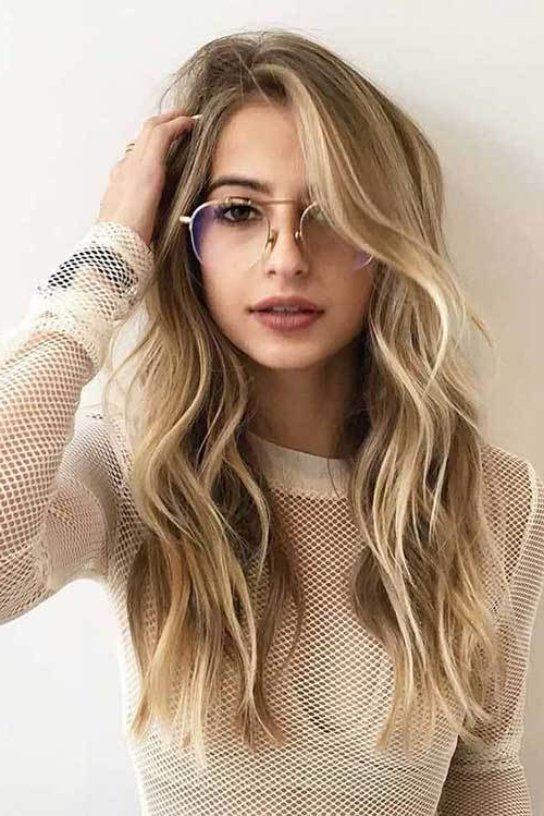 Stylish Long Layered Hairstyles For Ladies – Hairstyle Fix With Regard To Long Hairstyles That Frame The Face (View 25 of 25)