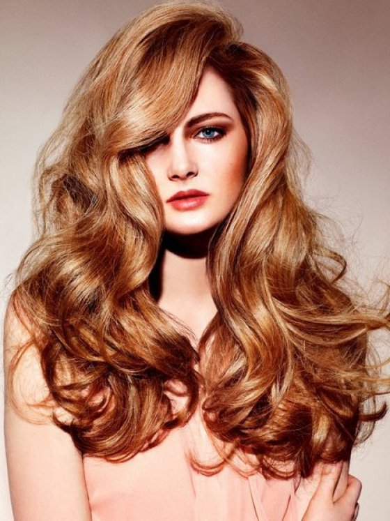 Stylish Long Wavy Hairstyles – Pretty Designs Within Long Voluminous Hairstyles (View 8 of 25)