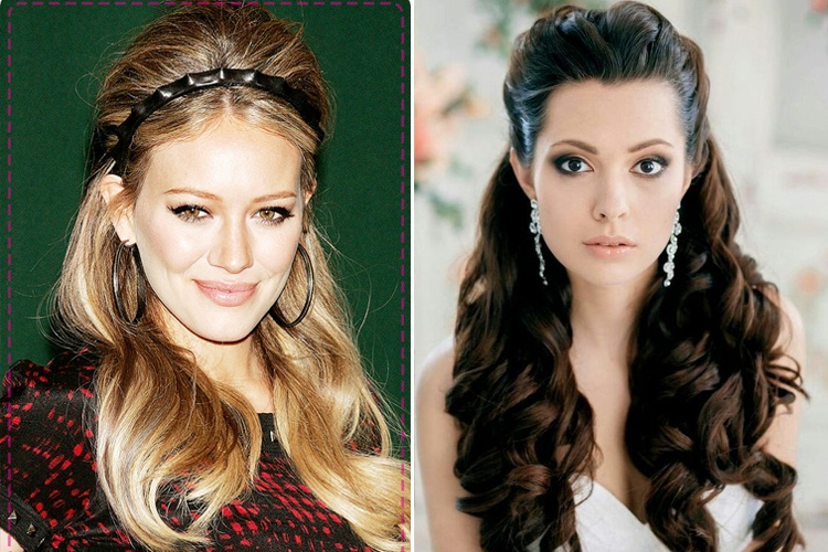 Super Pretty And Feminine Christmas Hairstyles That Are Totally In In Long Hairstyles Vogue (View 19 of 25)