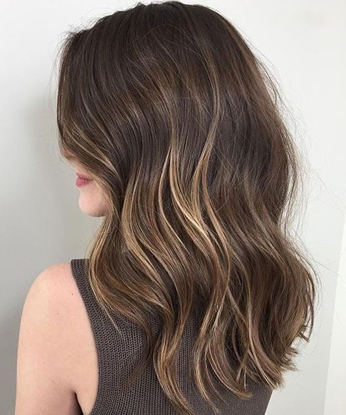 Terrific Low Maintenance Long Brunette Hairstyles For Women To Look Intended For Long Hairstyles Low Maintenance (View 19 of 25)